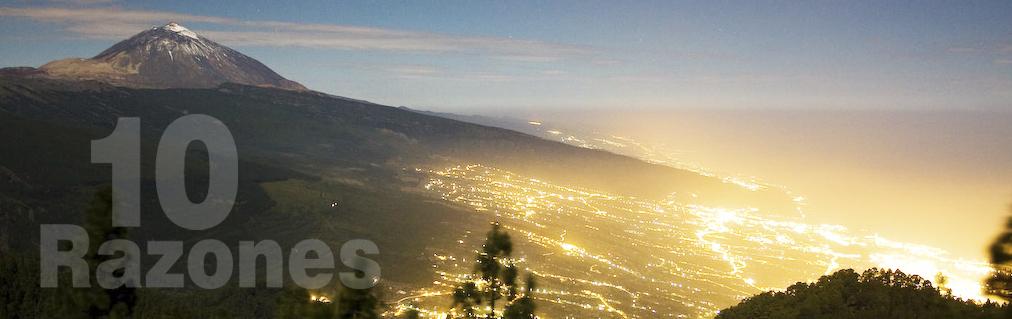 10 Razones para hacer un evento en Tenerife