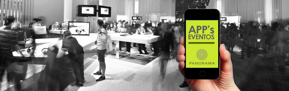 App para Eventos | Todo en tu dispositivo móvil