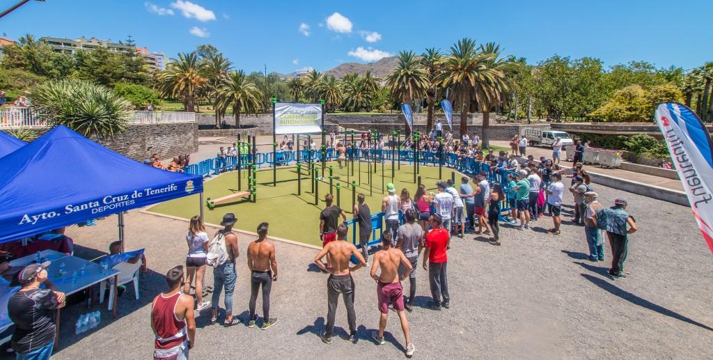 Panorama_organizacion de eventos en tenerife_Campeonato Autonómico de Street Workout 2016