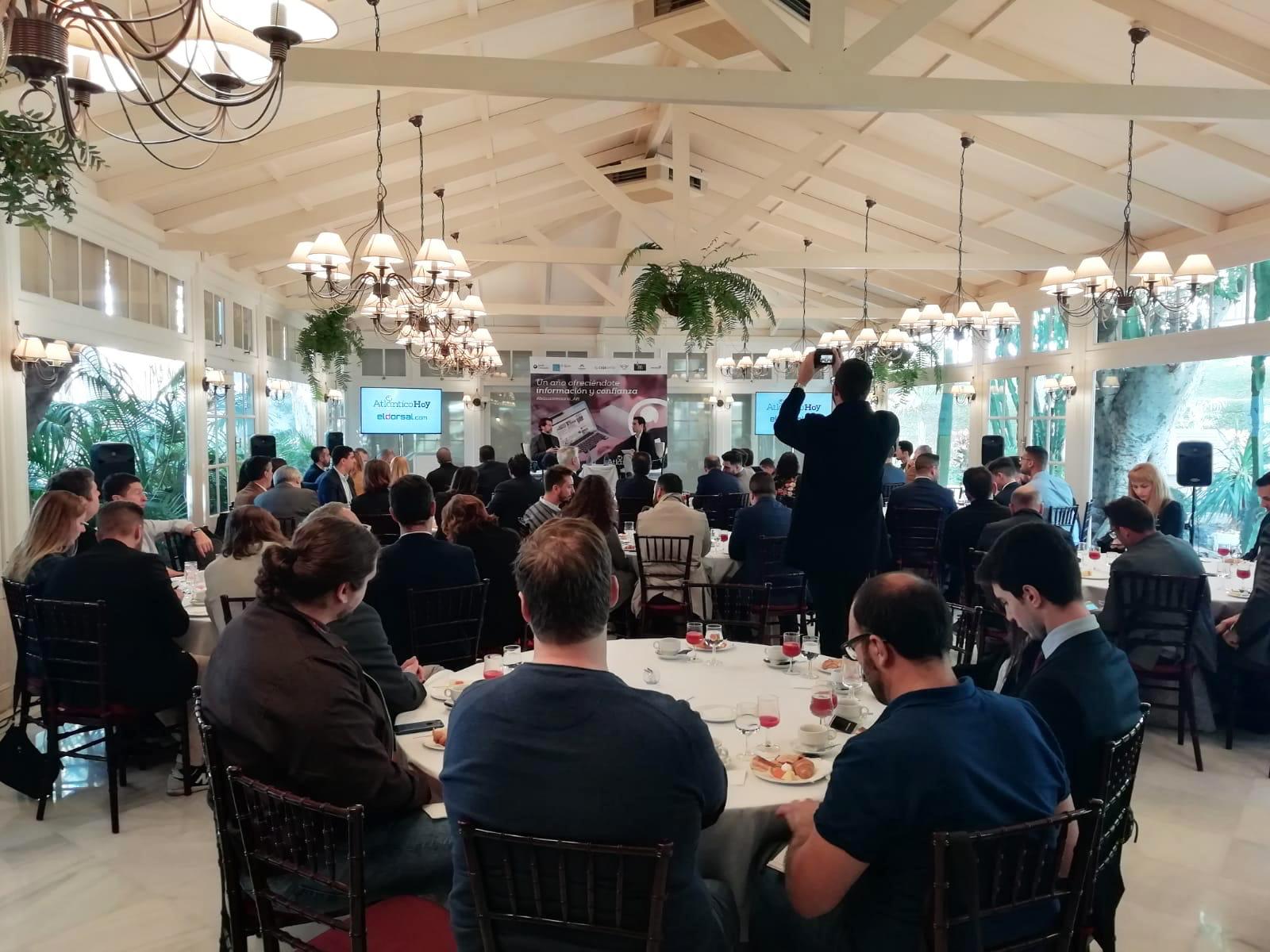 Desayunos con Jóvenes Empresarios y Profesionales