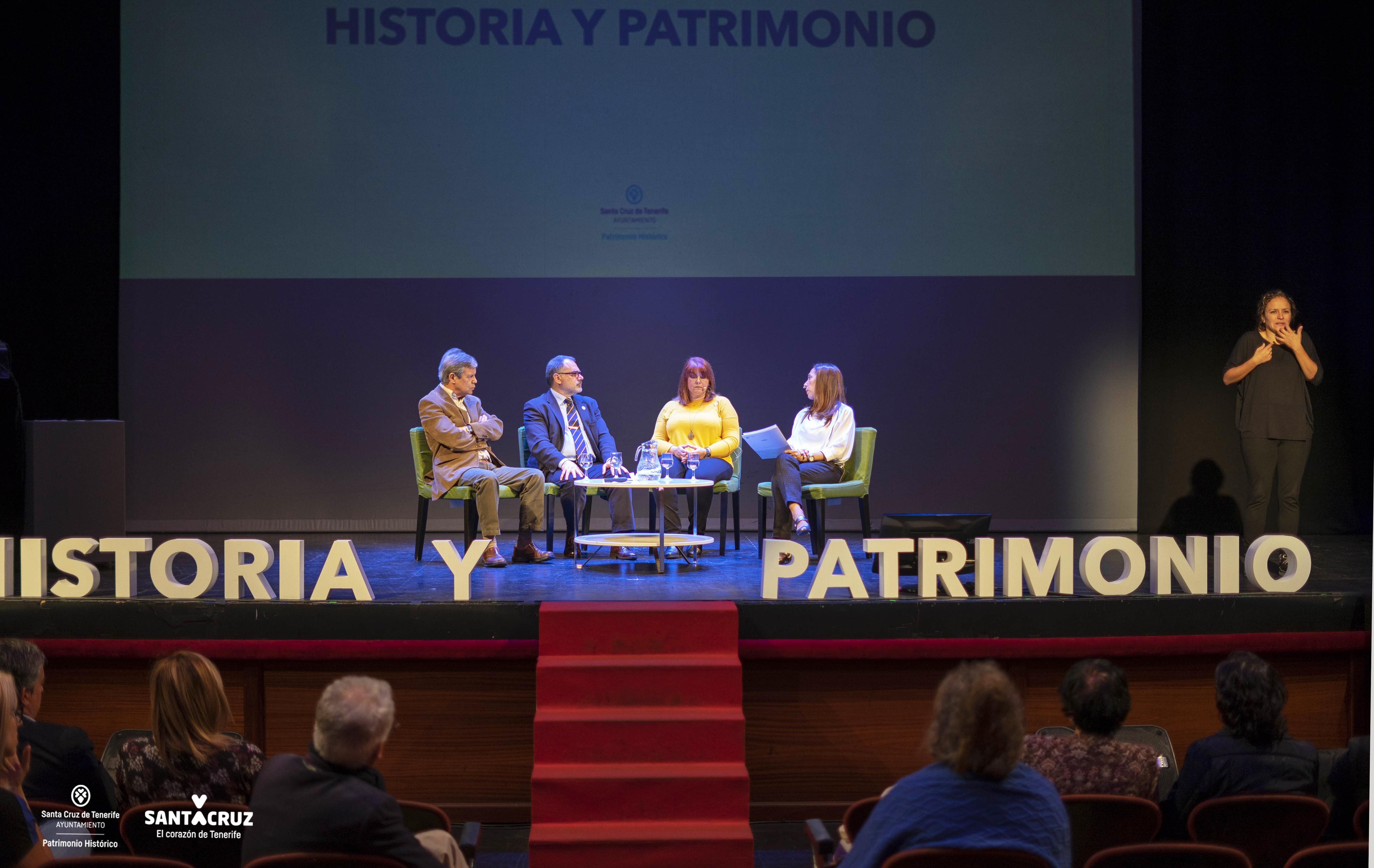 1er Congreso «Santa Cruz Puerta del Atlántico, Historia y Patrimonio»