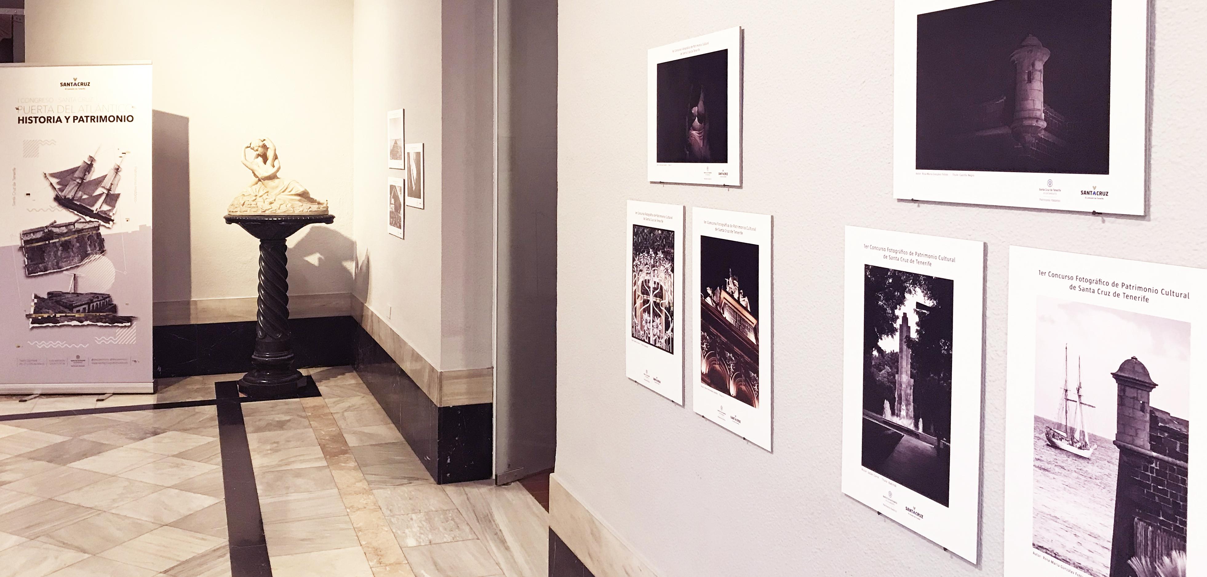 Concurso Fotográfico sobre el Patrimonio Cultural de Santa Cruz de Tenerife