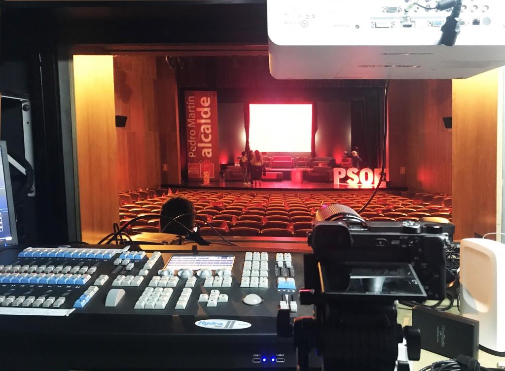 Streaming Evento PSOE Guia de Isora_Panorama Eventos_2